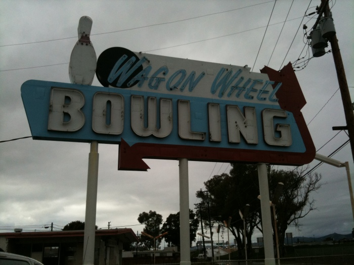 Wagon Wheel Bowling