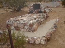 River Rock Grave