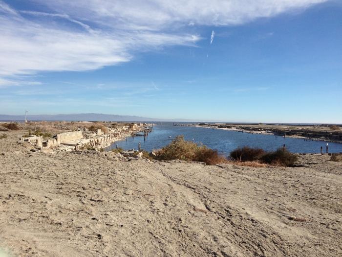 Desert Shores Marina
