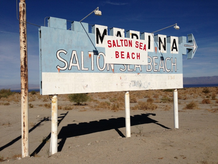 Salton Sea Beach Marina