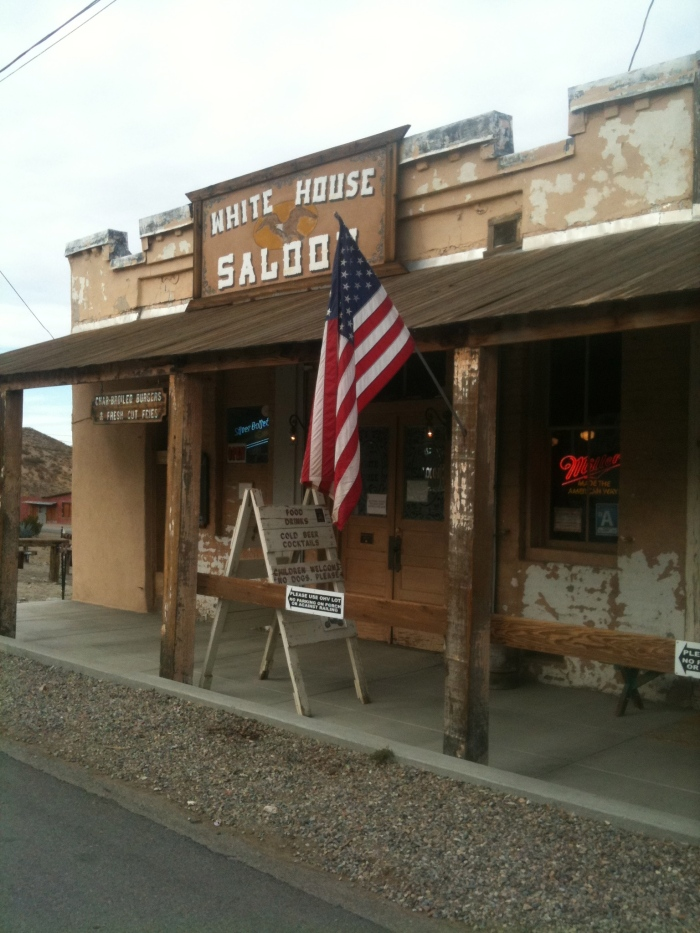 White House Saloon