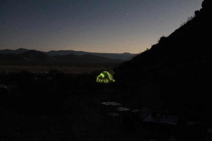 Tent Magic