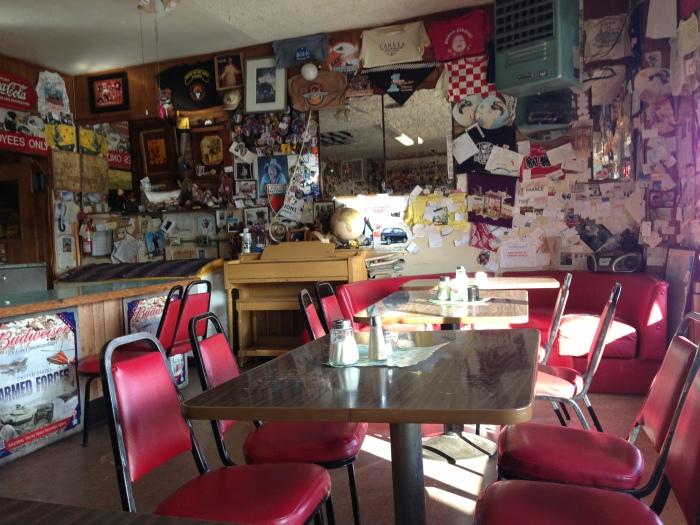 Bagdad Cafe_Interior
