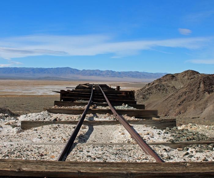 Saratoga Mine Rail